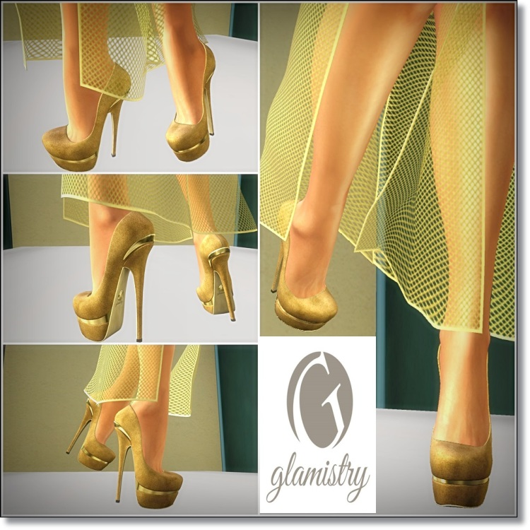 GLAMISTRY YELLOW