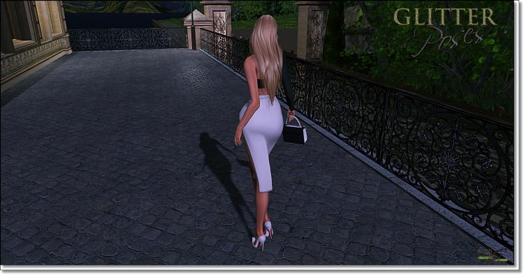 model poses_011